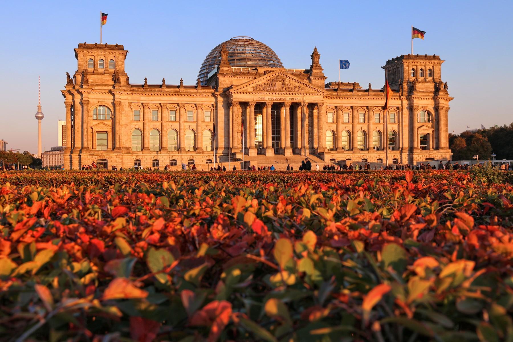 Berlin Oktober